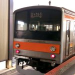 ジャカルタ行きの電車が参ります