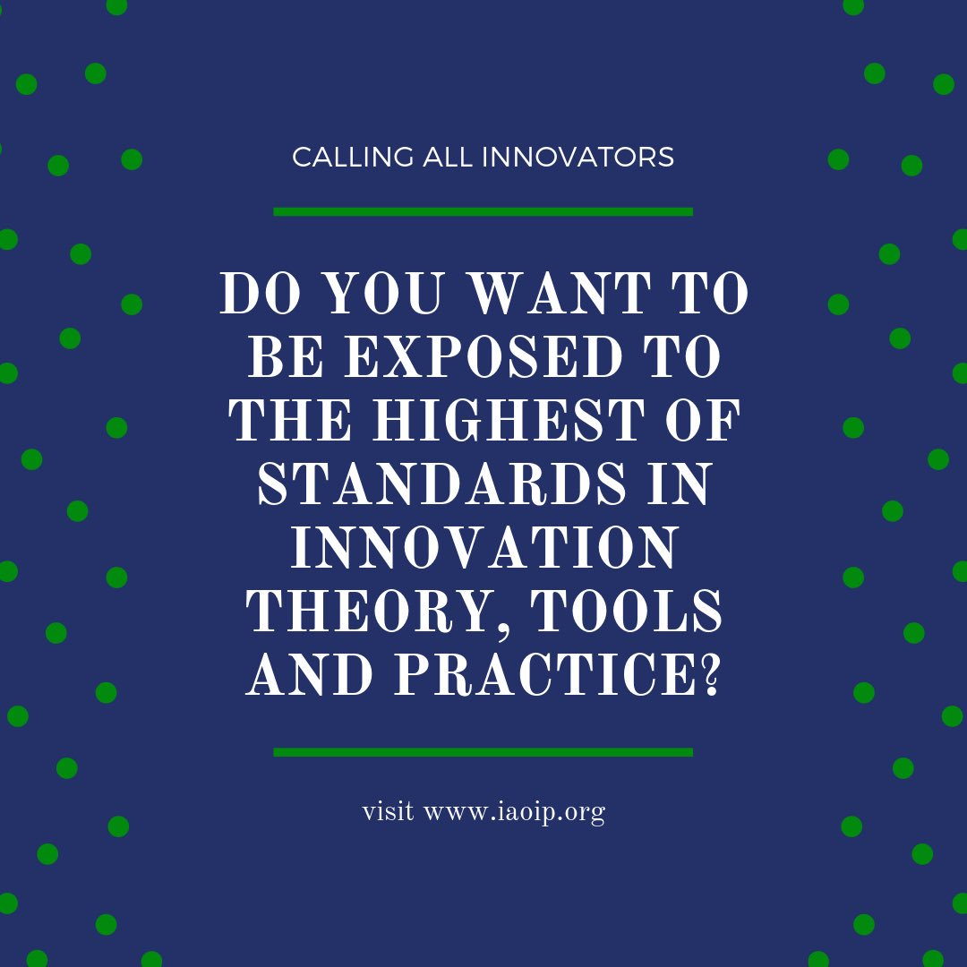 IAOIP   International Association of Innovation Professionals
