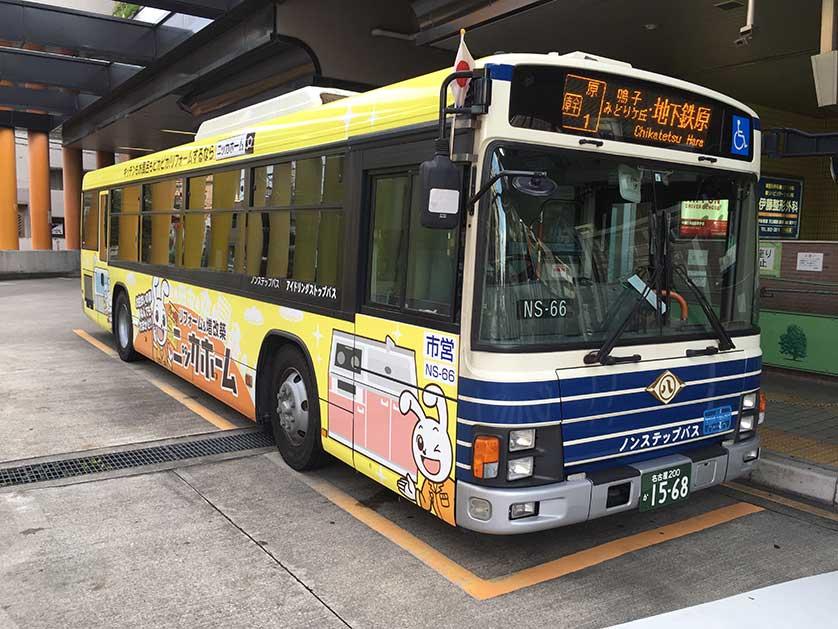 фото японских автобусов вашему вниманию
