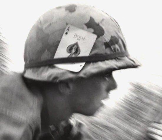 Зачем Американцы разбрасывали пиковых тузов во Вьетнаме?