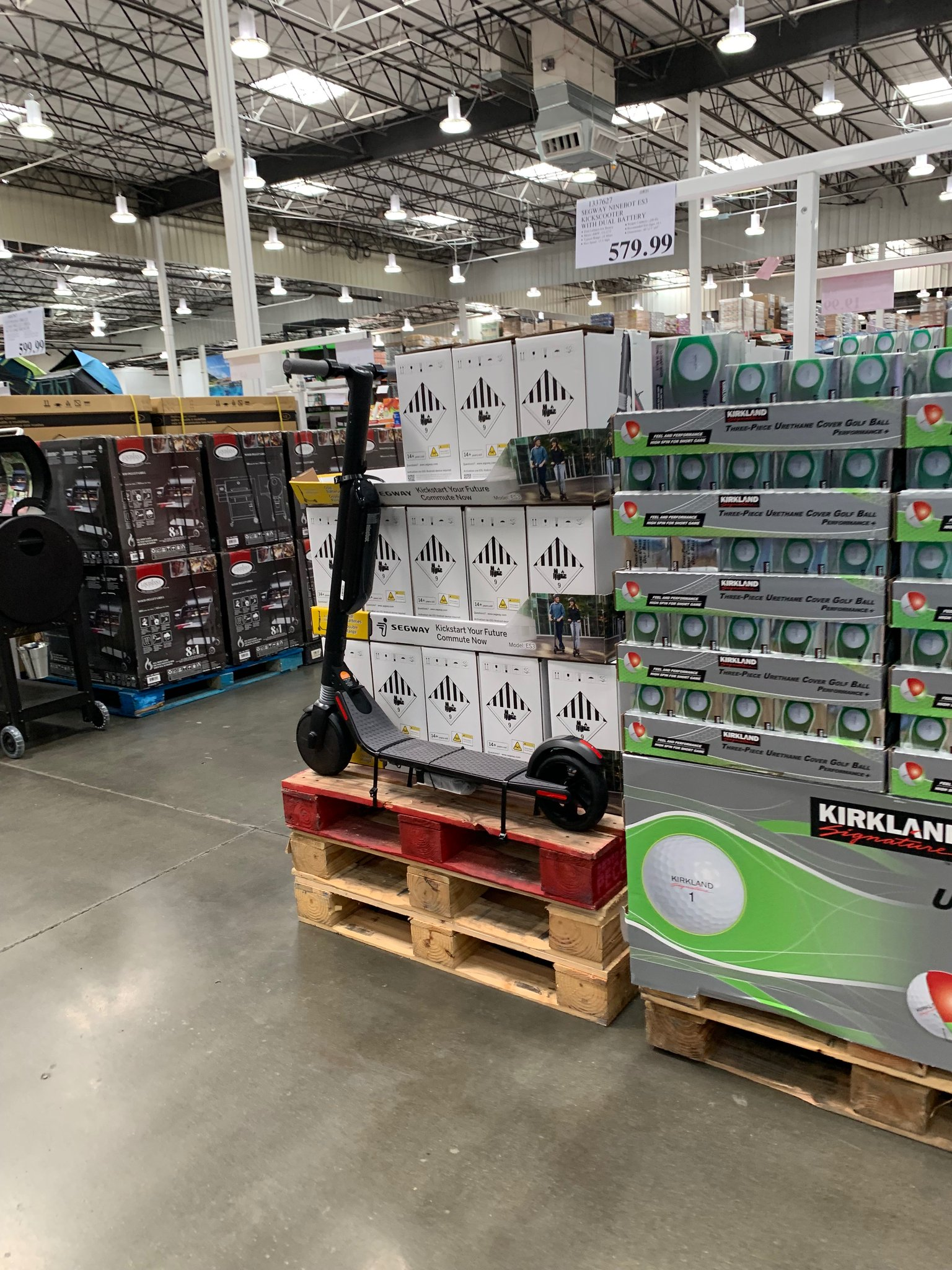 Segway On Twitter The Exclusive Ninebot By Segway Kickscooter Es3 Model Just Launched In Costco And Are Now Available In Stores And Online At Https T Co Ptugfnyowt Find It At Your Local
