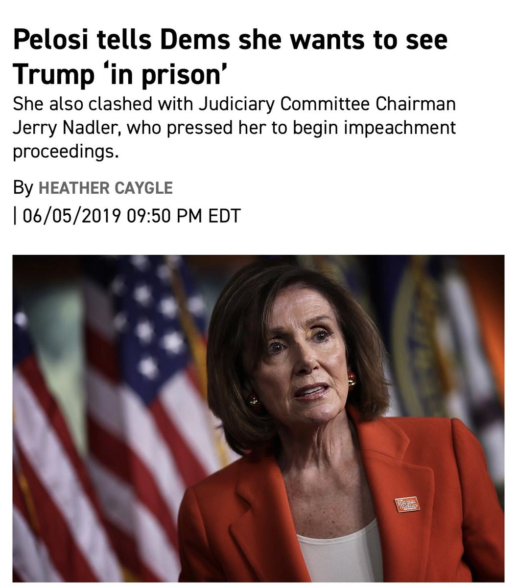 Dems want to see our President in prison, yet voted on Tuesday to give amnesty to gang members, drunk drivers, & firearm offenders.   The issues prioritized by the House Majority are intentionally divisive, meant only to signal that their new direction is sufficiently extreme.