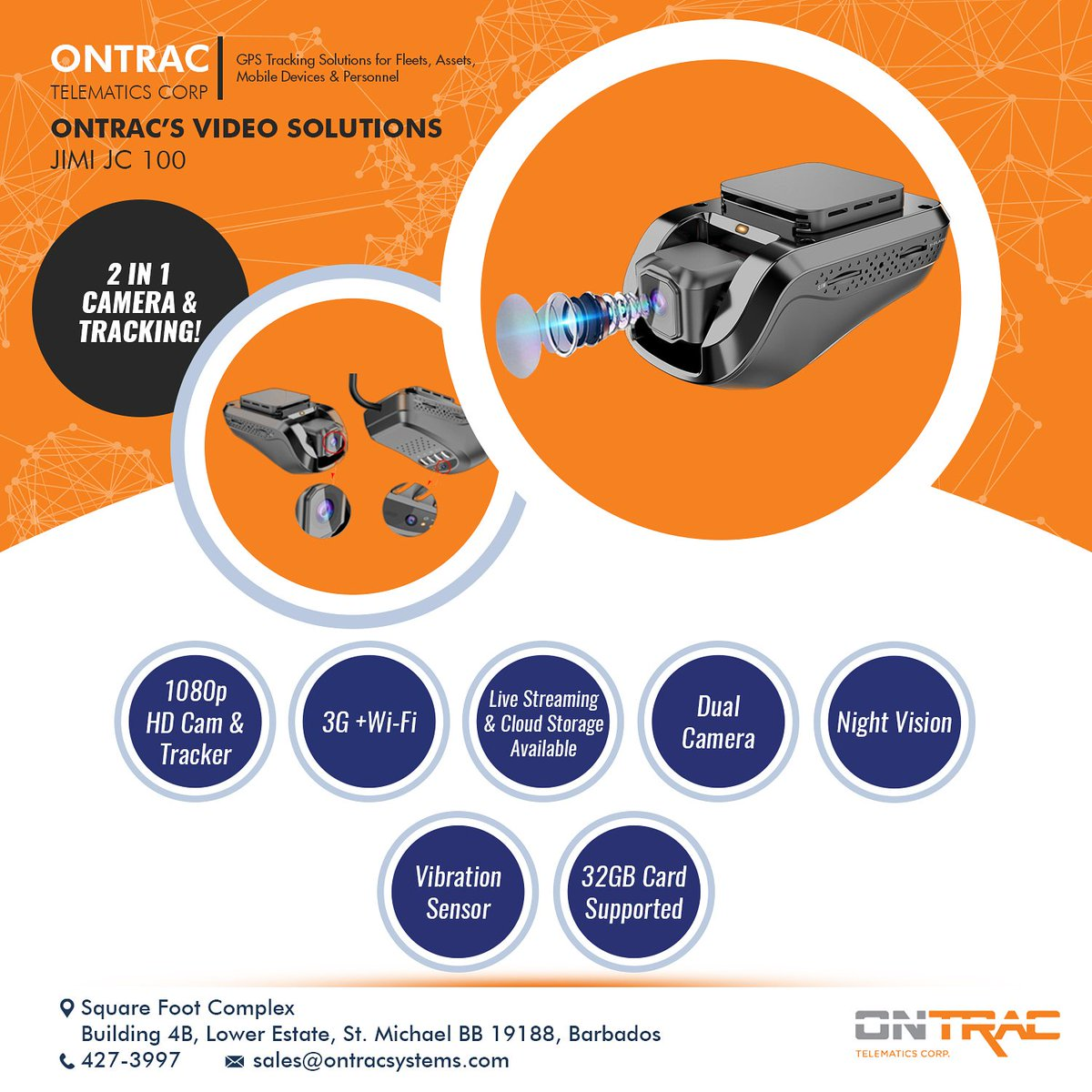 Ontrac Telematics Corp  (@OntracSystems) | Twitter