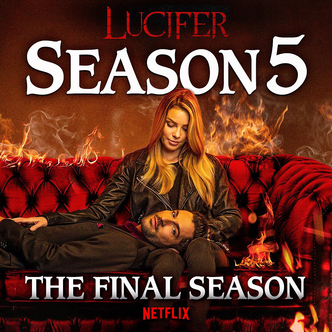 Lucifer Netflix Renews Series For Fifth And Final: Lucifer Writers Room (@LUCIFERwriters)