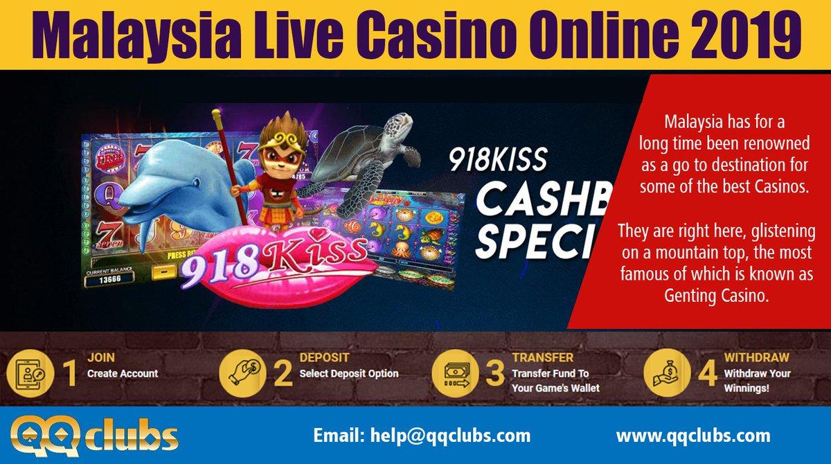 Malaysia Online Gambling Myonlinecasino Twitter