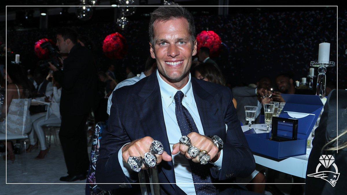 Image result for tom brady rings