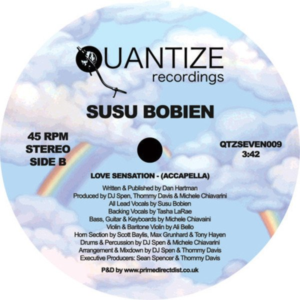Recordeli get stocked「Love Sensation」by SuSu Bobien ▶︎ https://recordeli.com/records/61210 #SuSuBobien pic.twitter.com/dGS5d7Rbl0