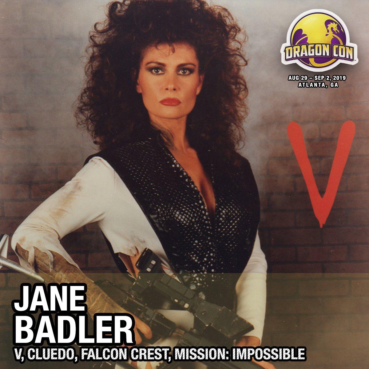 Jane Badler actriz
