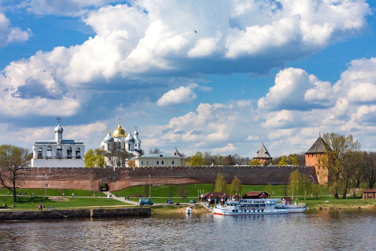 Старинный город россии великий новгород ними