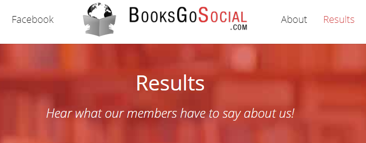 A Global Ad Agency For Books. Is that possible? https://bgsauthors.com/results/