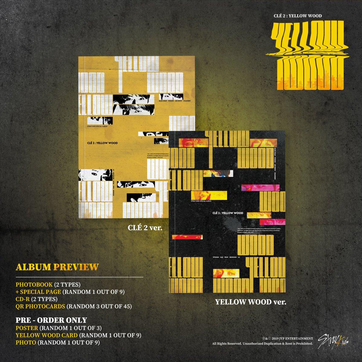 """Stray Kids >> Mini Album """"Clé 2 : Yellow Wood"""" - Página 4 D8bztKdUwAAJjpW"""