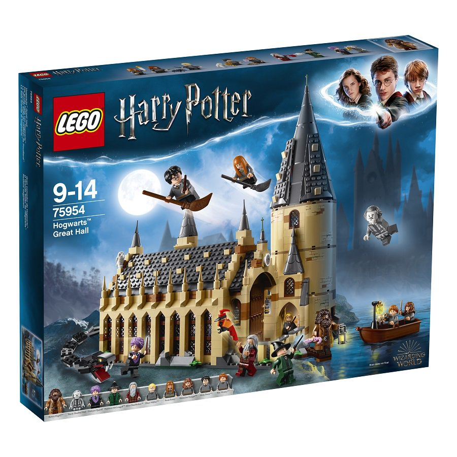 Did you know that a LEGO® Certified Store has just opened its doors at Menlyn Park Shopping Centre? Stand a chance to win one of two sets: LEGO® Ideas The Flinstones (R 1099.99) or LEGO® Harry Potter™ Hogwarts™ Great Hall (R 1699.99). To here: https://hellopretoria.co.za/win-with-lego/