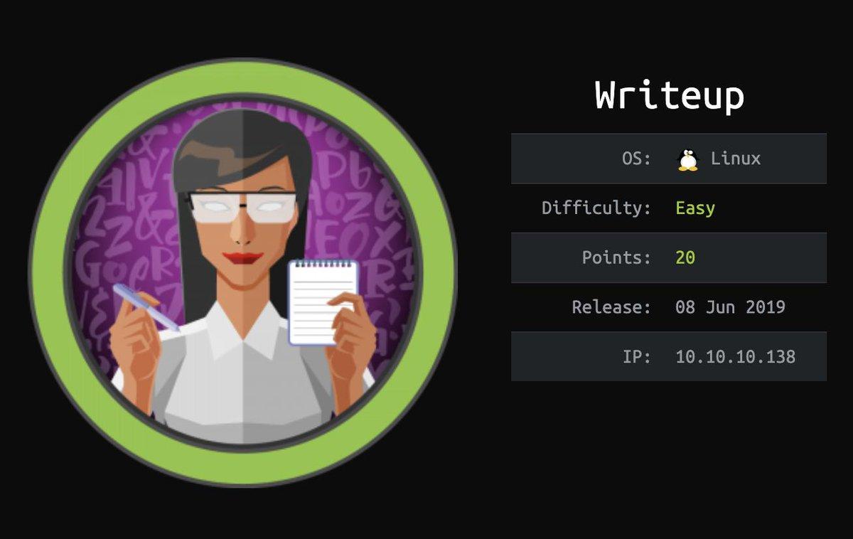 Teacher hackthebox writeup