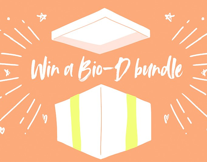To celebrate @thebiodcompany 30th birthday today, we are giving away 2 natural cleaning Bio-D bundles consisting of handwashes, laundry liquid and washing up liquid! Follow and RT for your chance to #win T&C's apply. Click here for more info http://ow.ly/ODt550uy9KE #freebiefriday