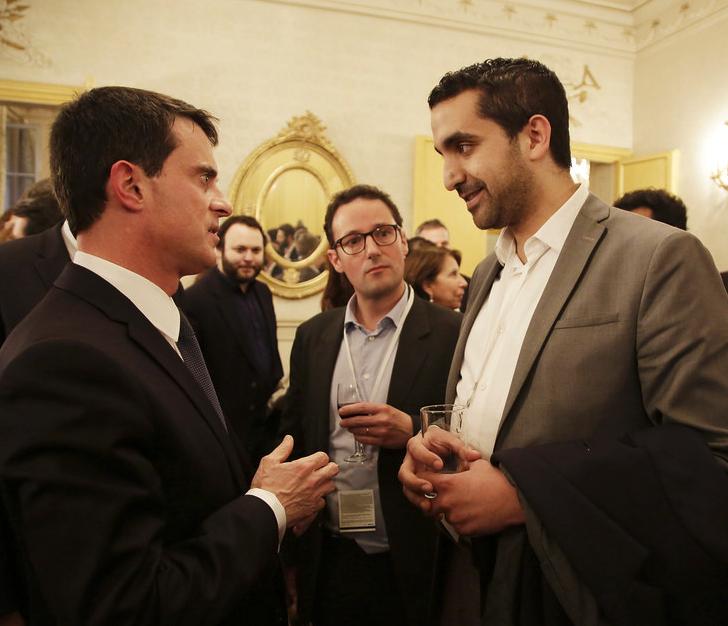 Découvrez l'hystérique Amine El-Khatmi, héritier de Manuel Valls