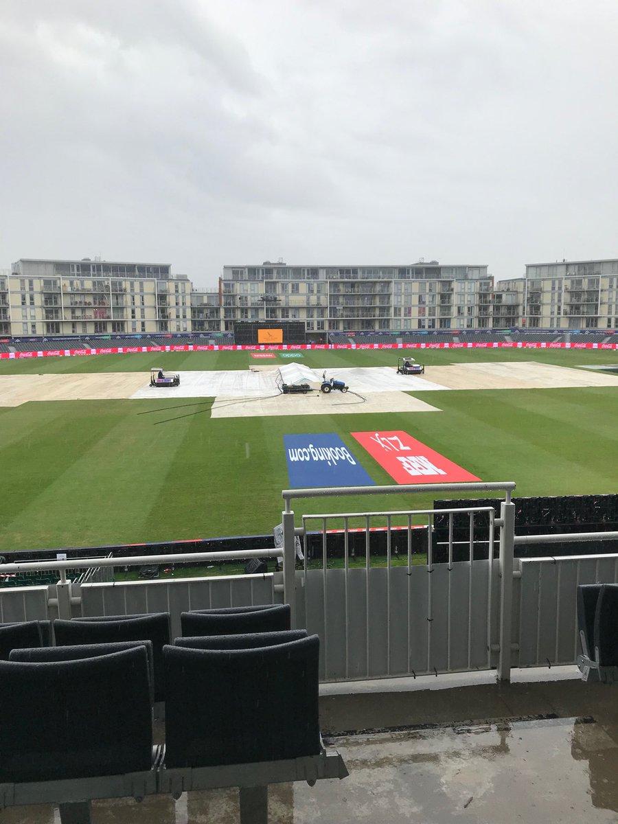 Pakistan v Sri Lanka: start delayed at Cricket World Cup 2019 – live! | Sport 3