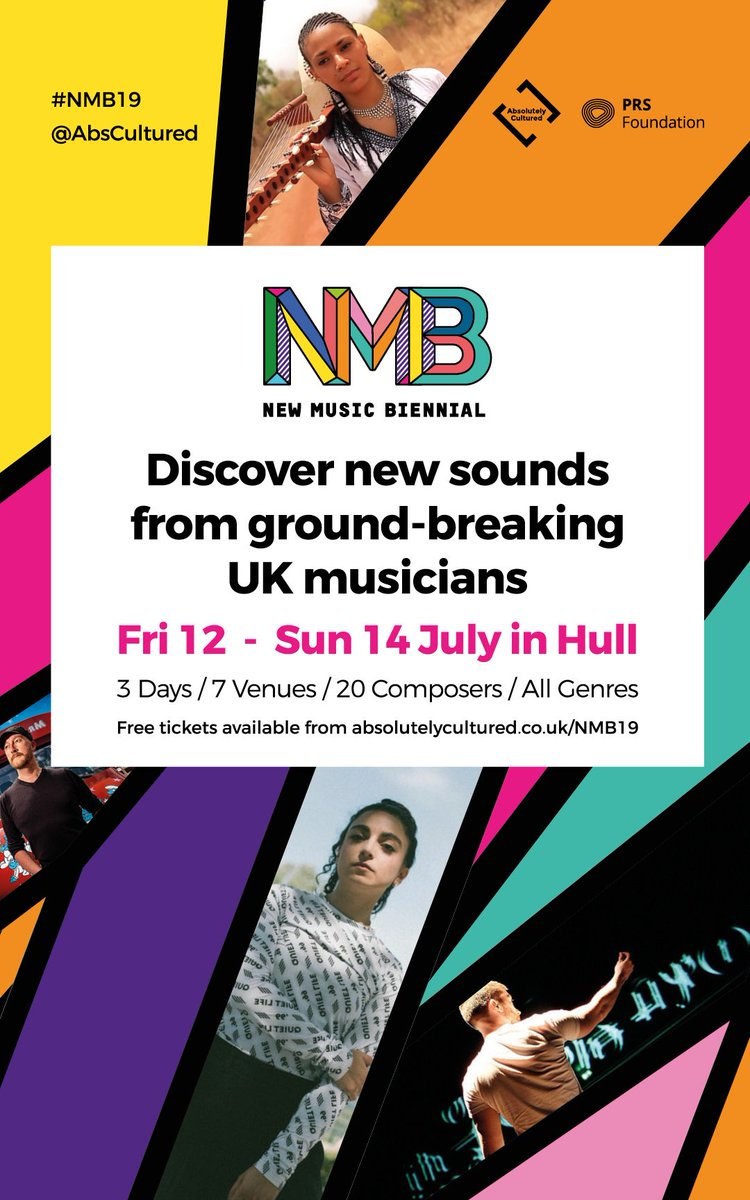 06d72fb9f5 Grab your tickets now and discover new sounds from ground-breaking UK  musicians, across Hull 12-14 July.