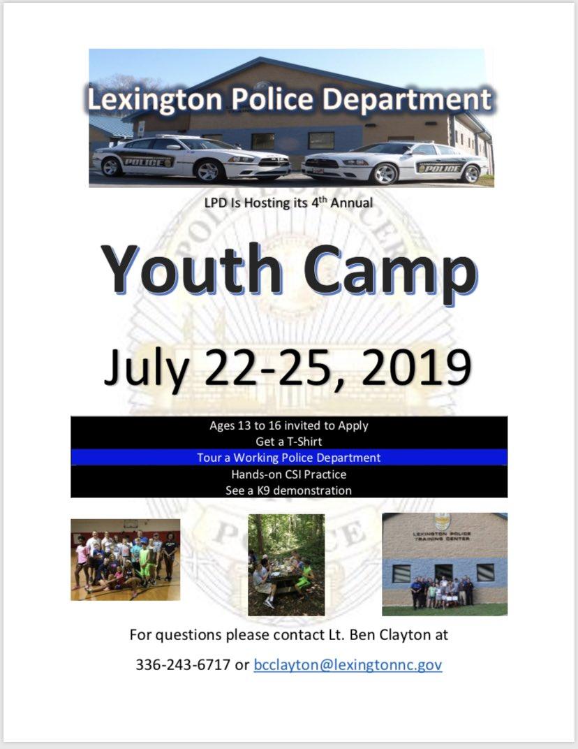 Lexington Police (@LexingtonPD_NC) | Twitter