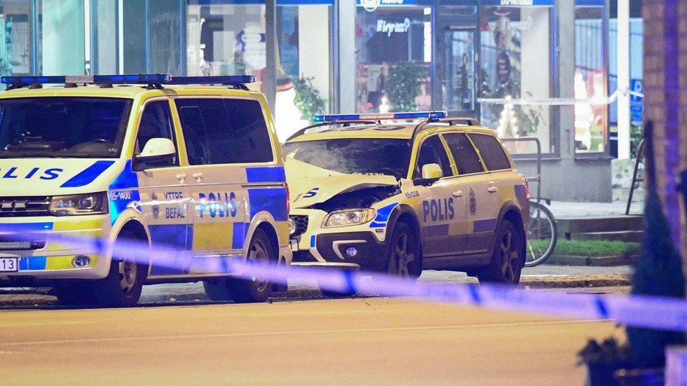Linköping bomb
