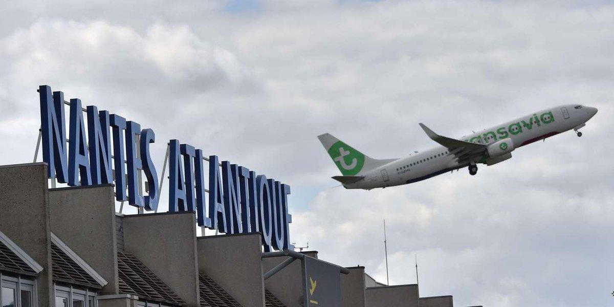 La majorité des vols intérieurs pourrait se faire en train (et ce serait bon pour l'environnement) http://bit.ly/2XsC7ng