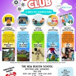 Another great holiday club for keen IT enthusiasts.  See all the details in the picture.