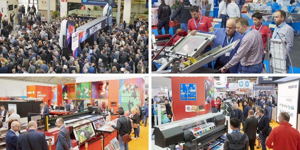 D Printer Exhibition Germany : Fespa screen digital textile printing exhibitions events and