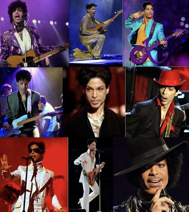 Prince June 7, 1958 .April 21, 2016  HAPPY BIRTHDAY...R.I.P.