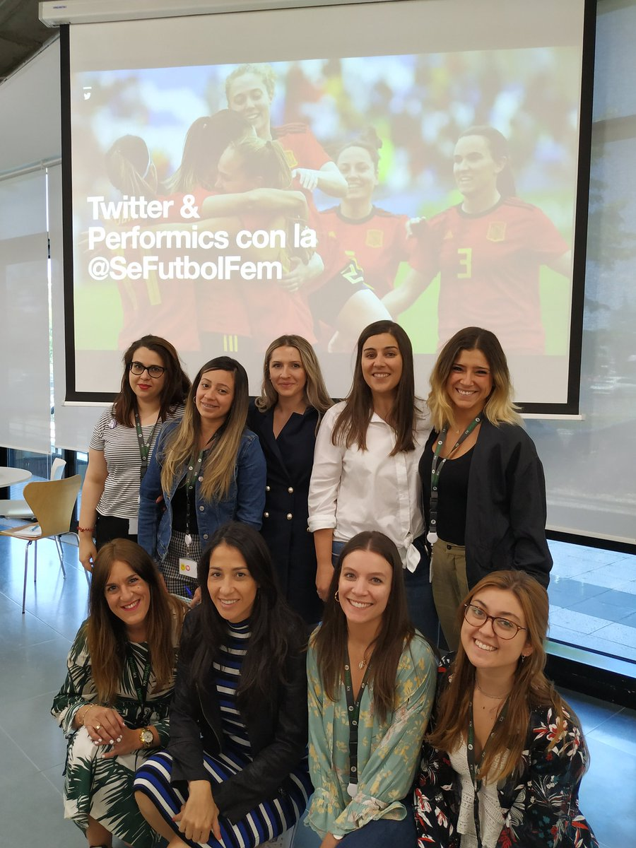 test Twitter Media - Vamos España 🇪🇸!! Todos con la @SeFutbolFem!! Mucha suerte campeonas!! Gracias @marupejus @danaAlonso #WomenInFootball #WWC19 https://t.co/7mh264rdGk https://t.co/gFG3BzIjuW