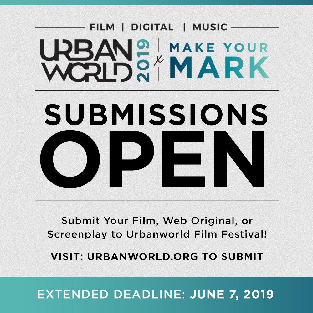 Urbanworld Film Festival (@UWFilmFest) | Twitter