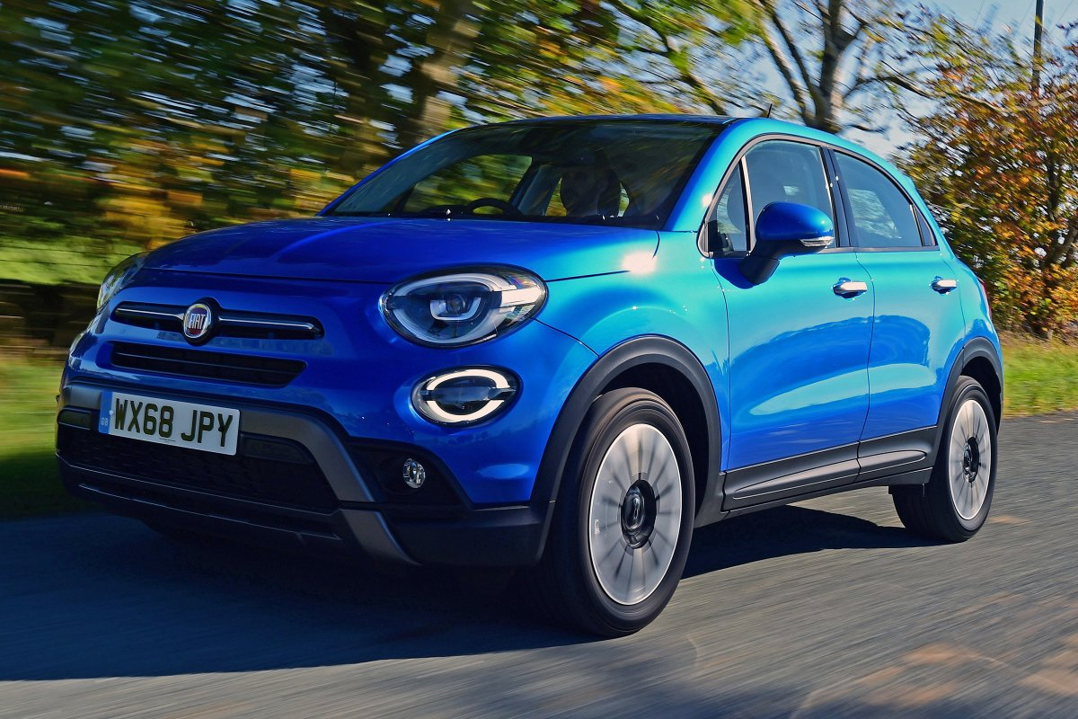 Carbuyer On Twitter The Fiat Uk 500x And Jeep Uk Renegade