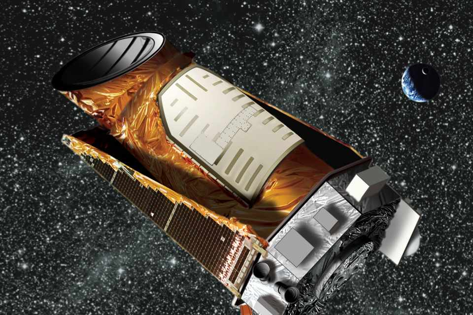 kepler spacecraft information - 960×639