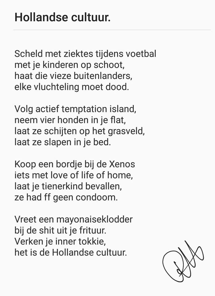 Marc On Twitter Ik Vind Het Oprecht Een Mooi Gedicht