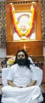 "Visited @ArtofLiving ""Keralashram"" in Trivandrum and participated in Satsang"
