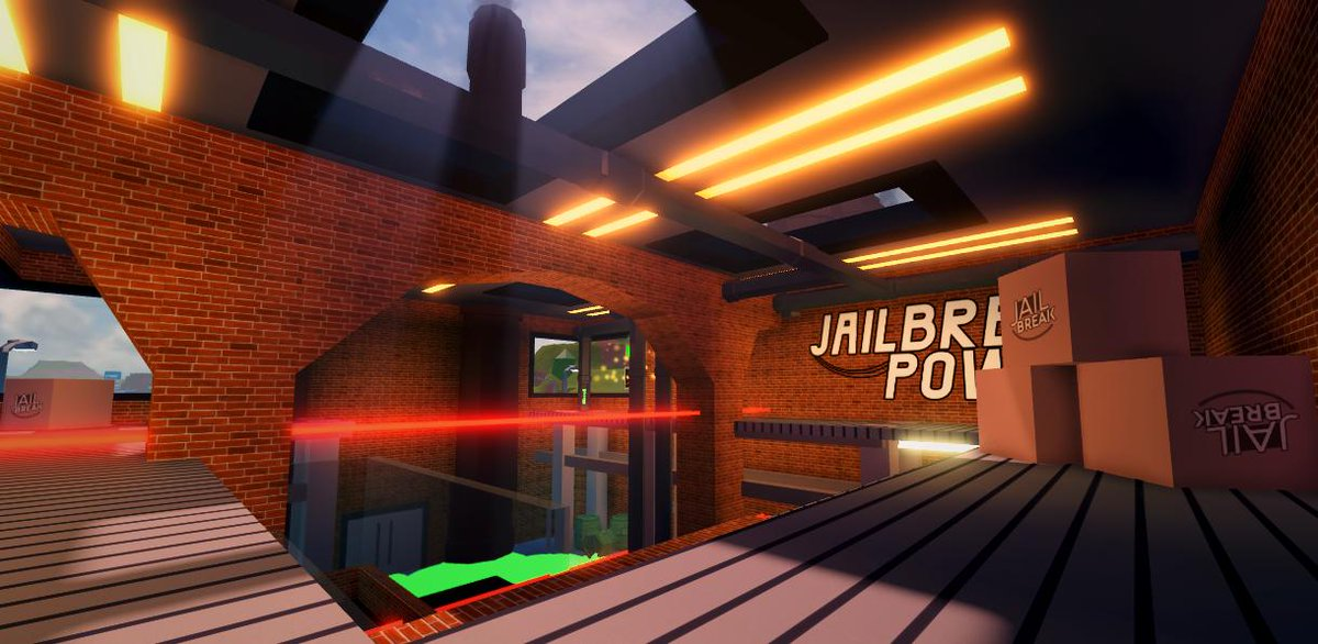 How To Do Hacks In Roblox Jailbreak Badimo On Twitter Jailbreak Update News Coming In Hot New Robbery Break Into The New Power Plant And Steal Uranium Hack The Machines Using Flow Puzzles Get The