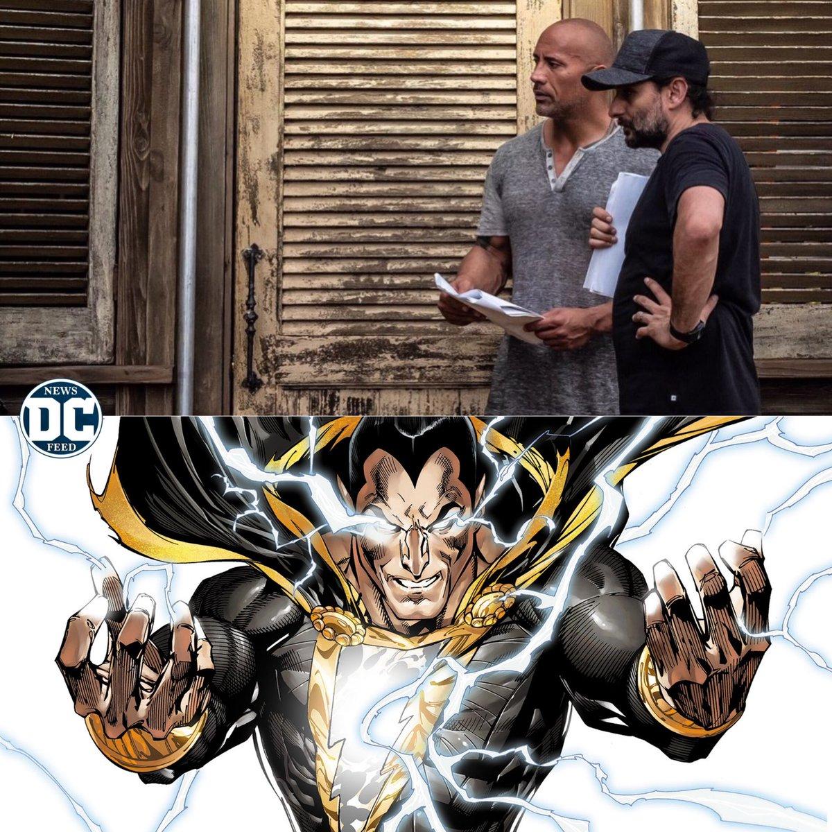 Jaume Collet-Serra In Talks to Direct 'Shazam!' Spinoff 'Black Adam' With Dwayne Johnson Starring