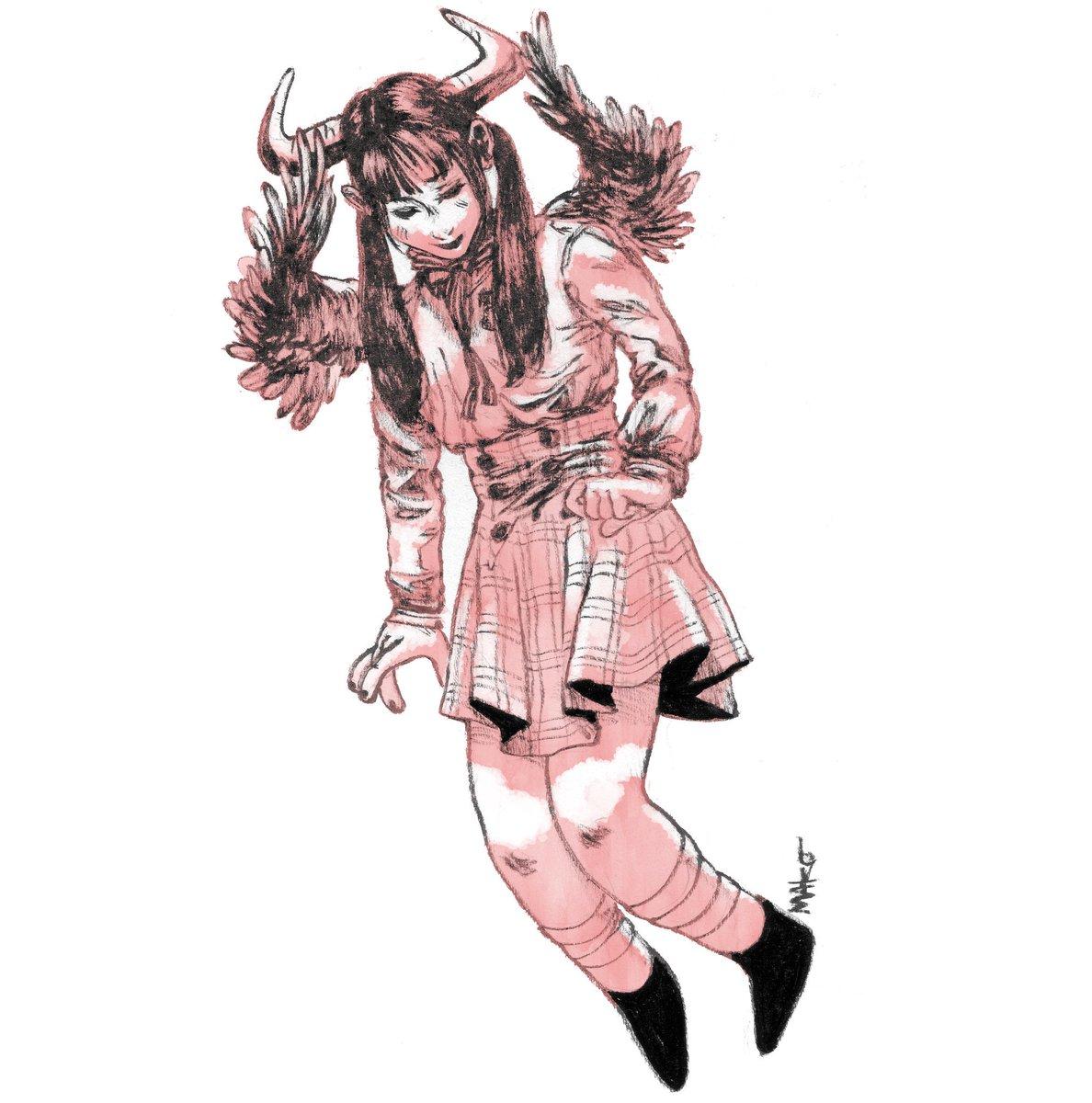 Demon Wings Concept Art
