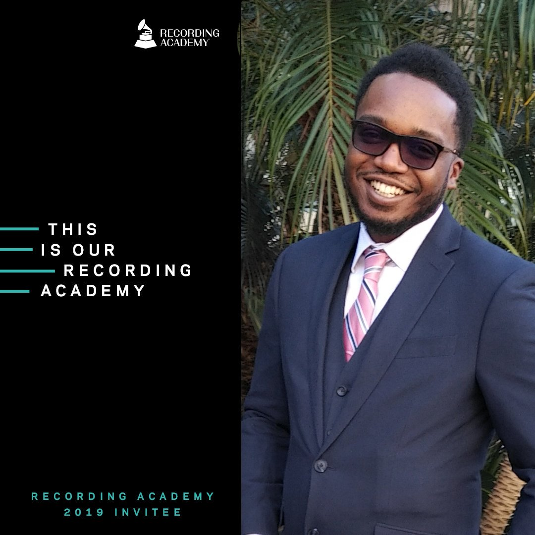 I'm am so honored to be apart of the @RecordingAcad. I'm excited to share my experiences and be able to influence change within the music industry. This is awesome. #wearemusic <br>http://pic.twitter.com/yujK0uOhRS