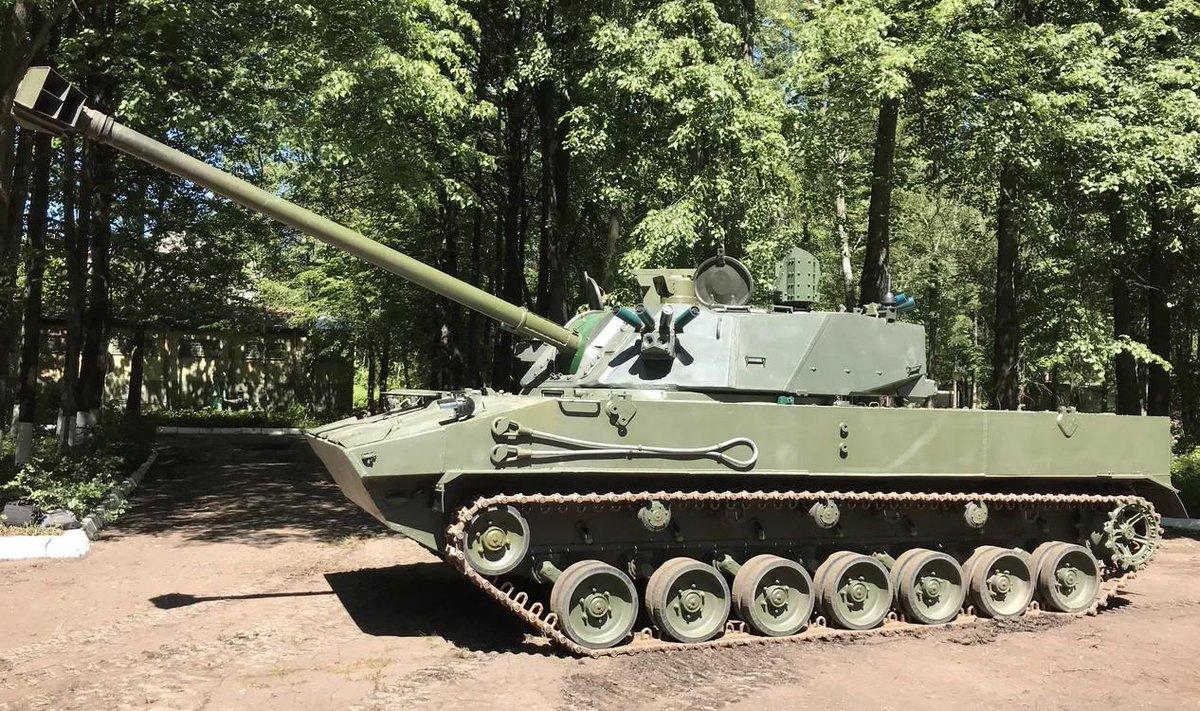 الكشف عن اولى صور لمنظومه المدفعيه 2S42 'Lotos'  الروسيه المحموله جوا  D8eKhl6XsAAdRu1