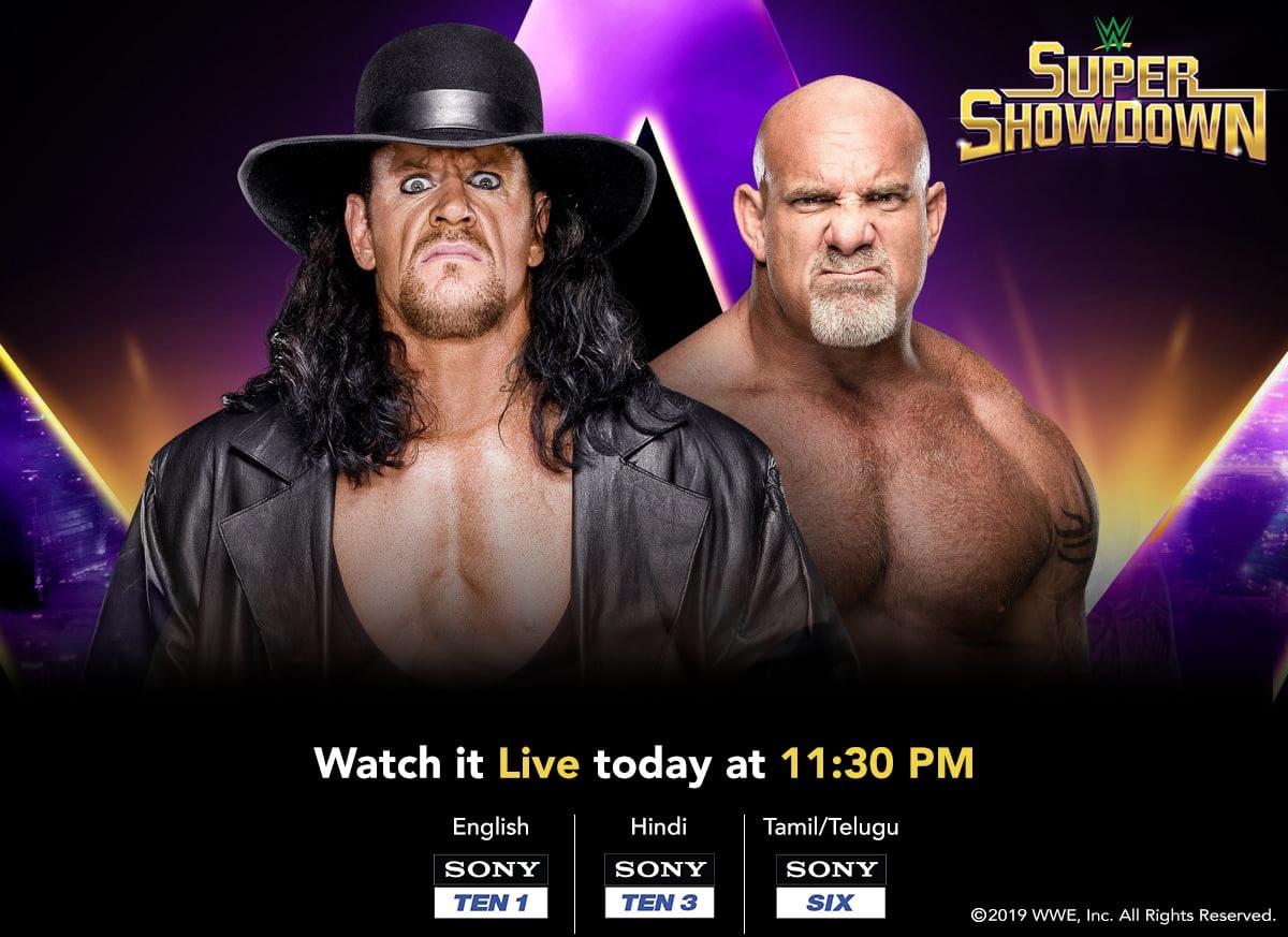 WWE's tweet -