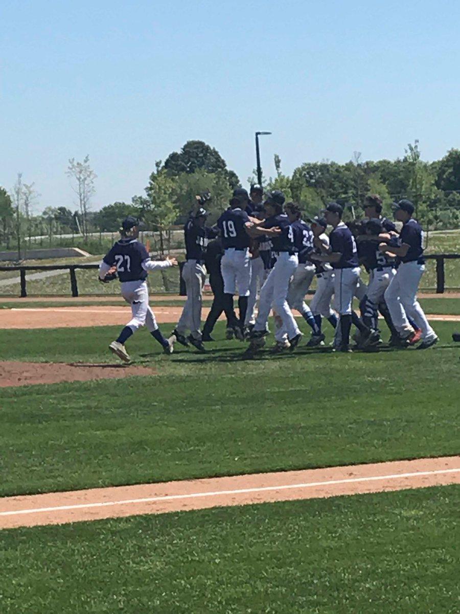 Boys baseball going to OFSAA semi-finals https://t.co/mX3AICwwMz