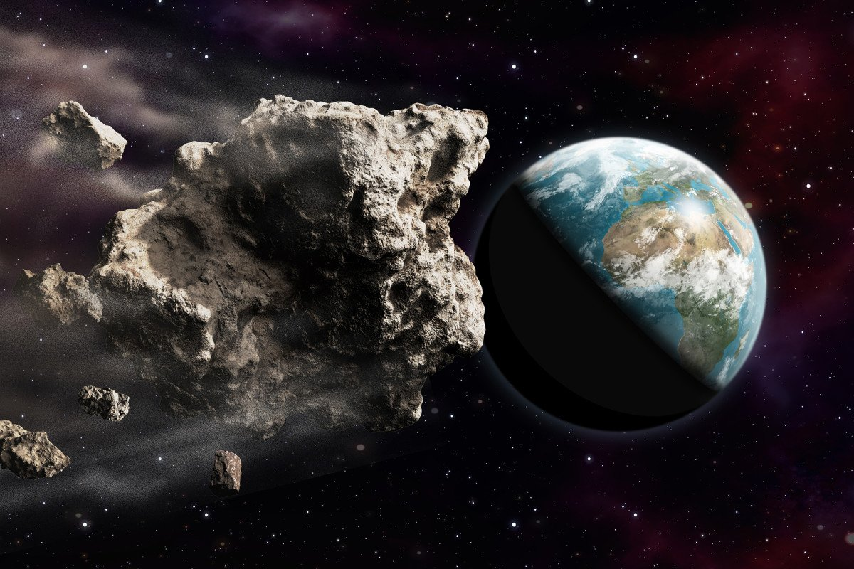 A football field-sized asteroid could hit Earth this year https://trib.al/xCQ1Bcn