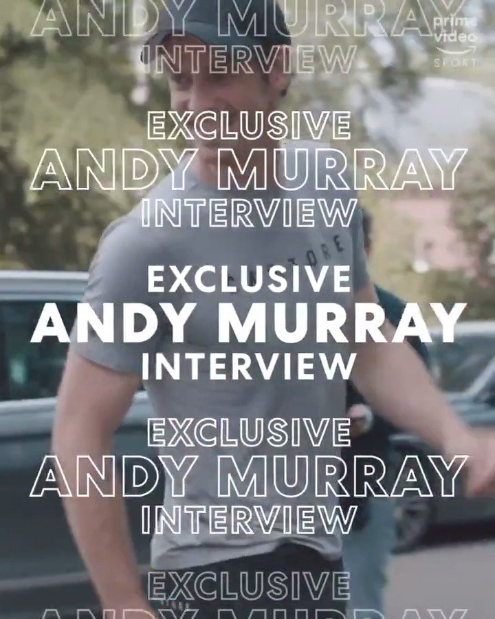 🚨 EXCLUSIVE 🚨 In this @primevideosport sit-down interview, @andy_murray talks... ✅ His journey through rehab ✅ Being woken up at 5am ✅ Support from fellow players