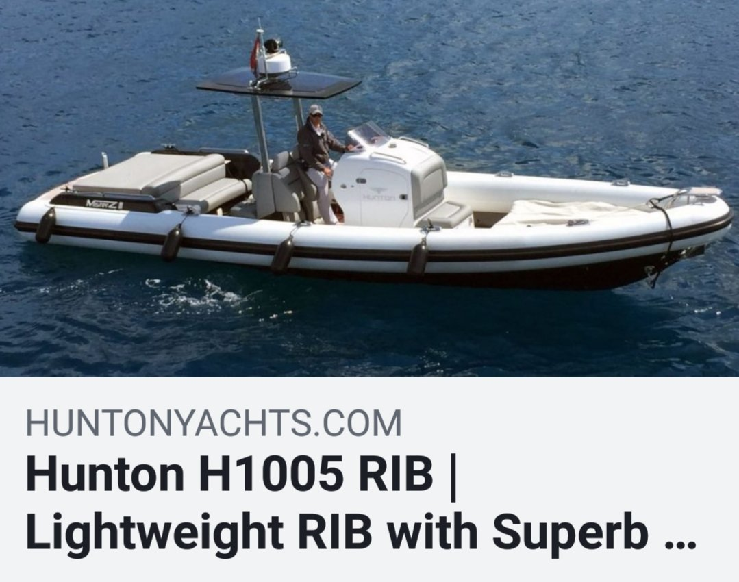 test Twitter Media - Hunton Yachts is the brand for those that know and appreciate high-performance, luxurious powerboats.  Learn more about the impressive H1005 Center Console: info@huntonyachyts.com https://t.co/S7u6LTqdvY