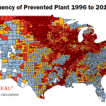 Image for the Tweet beginning: Where does #PreventPlant occur the