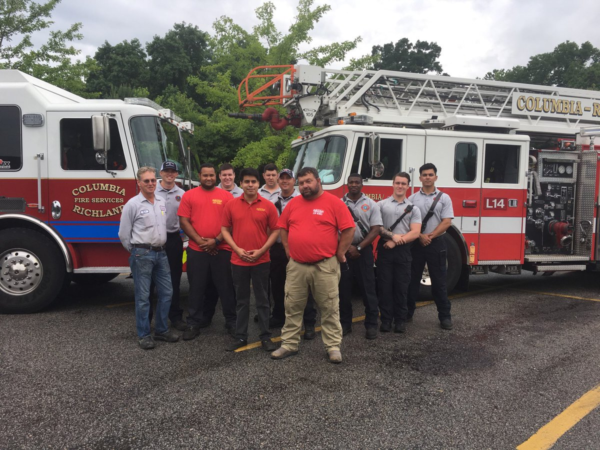 Pull A Part Columbia >> Columbia Fire On Twitter A Big Shout Out To Our Friends At