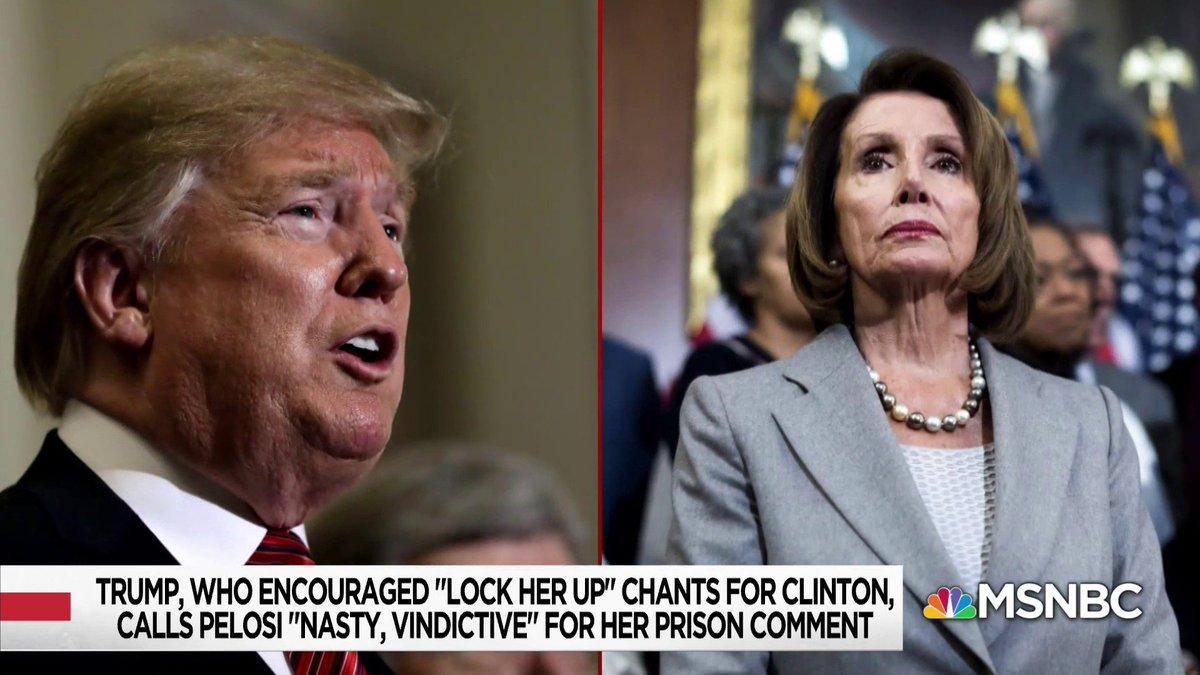 New Pelosi Attack Bares Trump's 'Trigger' Over Prison, Says MSNBC's Nicolle Wallace