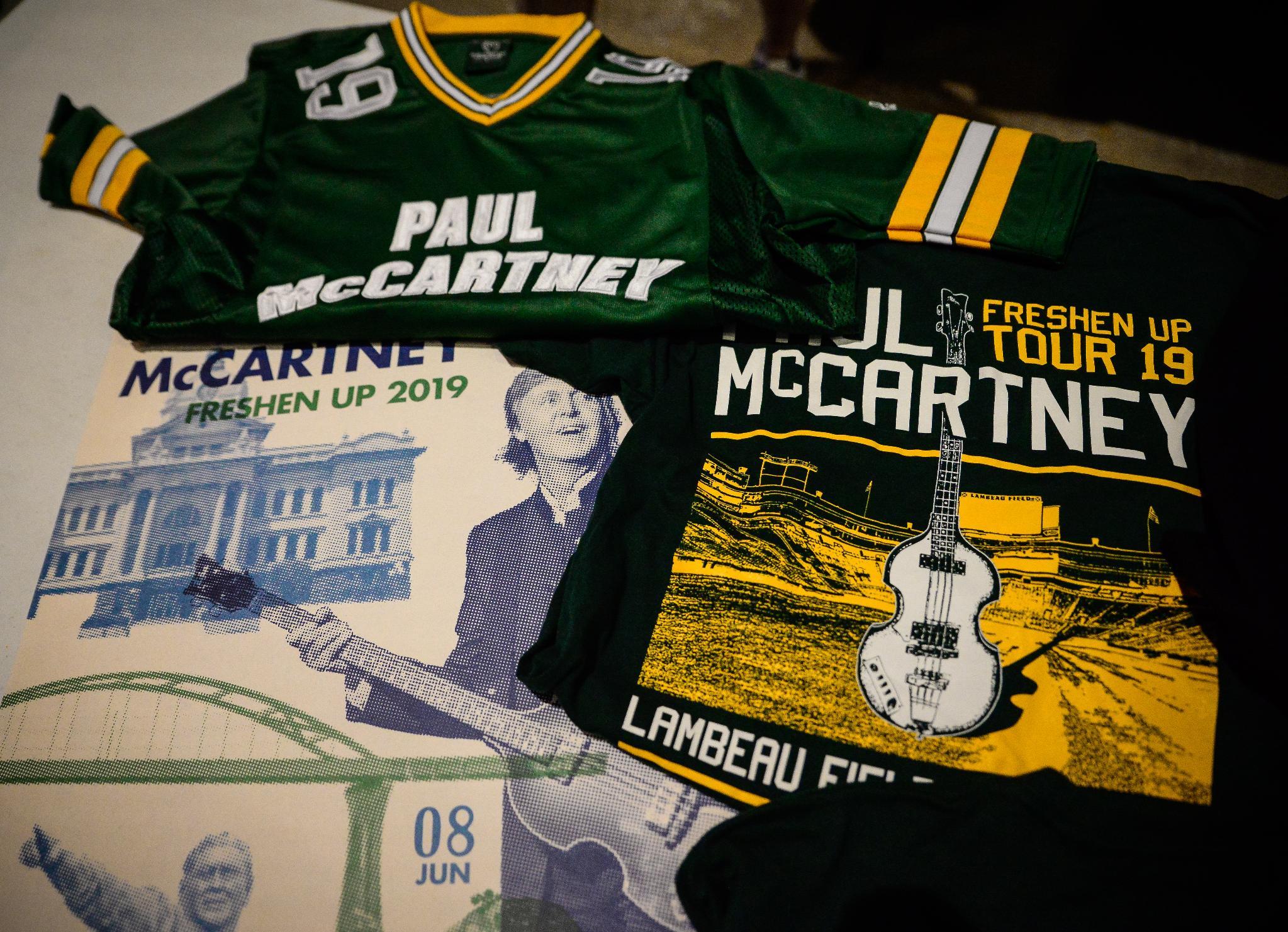 Paul McCartney se presenta en Wisconsin