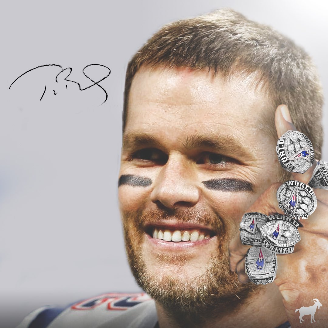 Hey @tombrady can we get a real photographer out to make this happen?