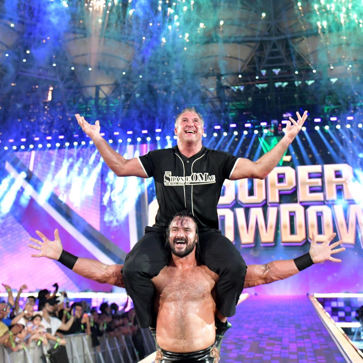 Best In The World! What else can I say? #WWESSD