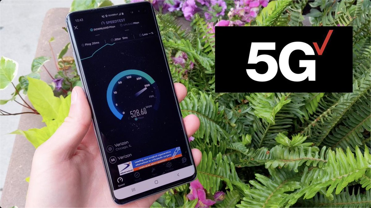 Had a chance to test out the @Verizon 5G Network with the @SamsungMobileUS Galaxy S10 5G! See some speed tests along with real world testing of the network:  https://youtu.be/XT1hGSFaEEk - RT!! #galaxys105g #Verizon5g
